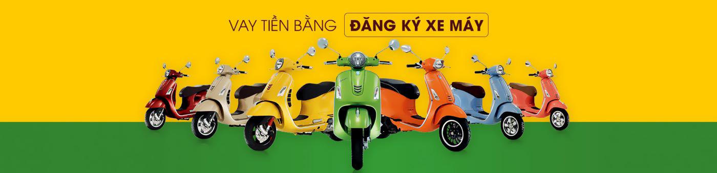 Vay tien bang Dang ky xe may tai Ninh Binh- Vay tien bang O to Tai NiBiBay